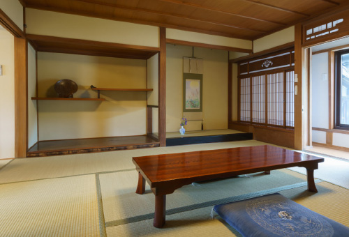 Traditional Japanese Lodging